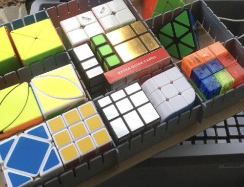 Kinderblog: Testbericht I zur Zauberwürfel-Box