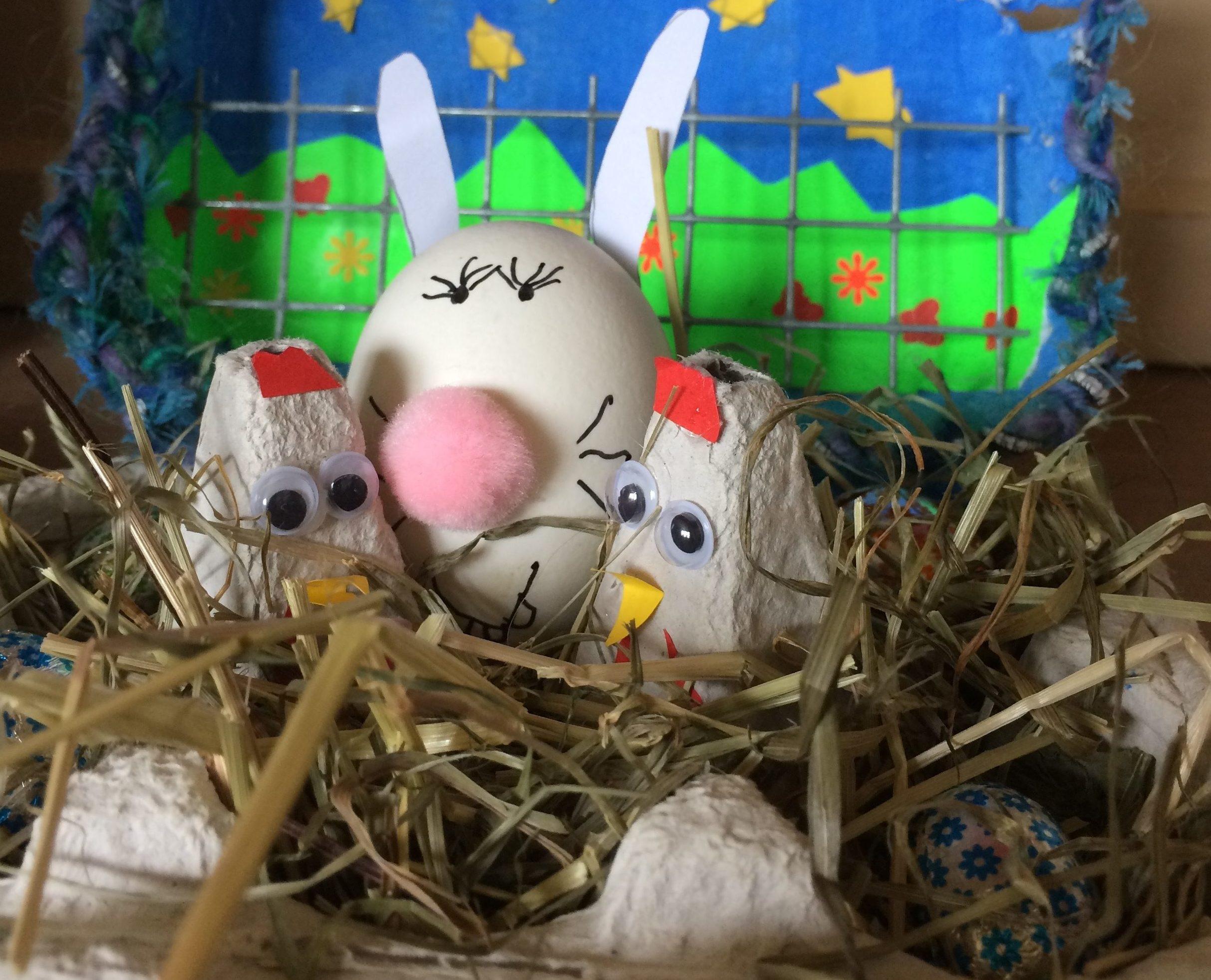Von Ostern und Eiern – Kinderthur