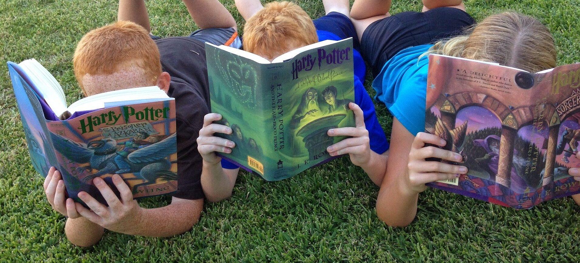 Lesetipps von Kids für Kids: Lieblingsbücher 5