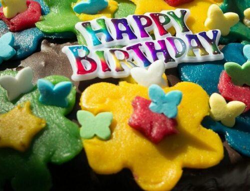 Feiert diese Woche mit Kinderthur Geburtstag und holt euch ein Geschenk!