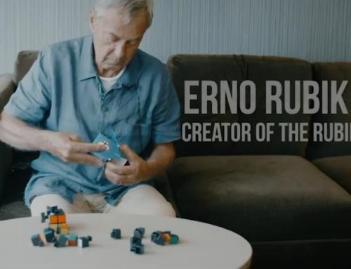 Erno Rubik: Der Rubik's Cube und sein Erfinder