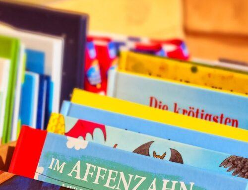 Bücher zum Vorlesen vom Chinderlade & spiel Art