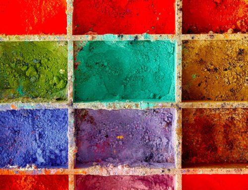 Kinderkunst – Duftsteine, Spielknete, Fingerfarben selber machen