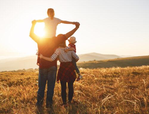 Verlosung für Online-Workshop: «Achtsamkeit in der Familie»