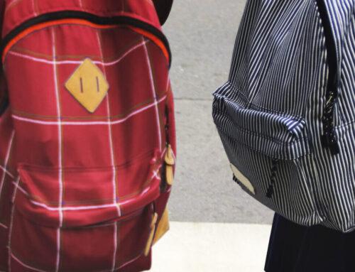 Der erste Schultag: Sicherheitstipps
