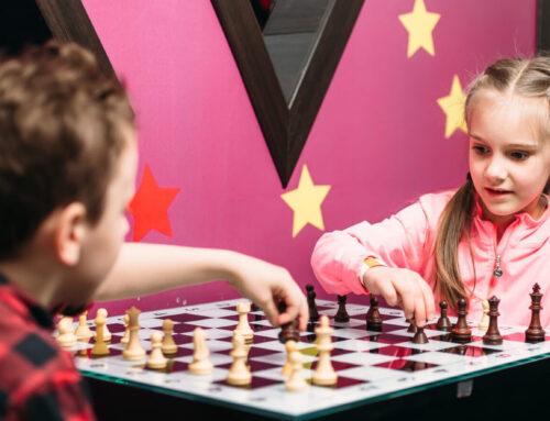 Spass, Action und Fitness – Schach matt