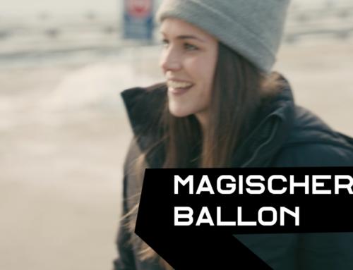 Magischer Ballon: der neue Clip bei #wintimoves