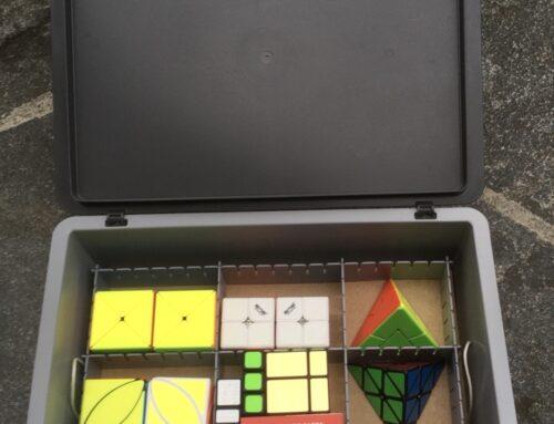 Kinderblog: Testbericht II zur Zauberwürfel-Box